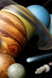 Which is the 4th planet in our Solar System?